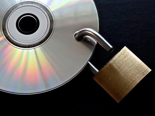 Protección datos web